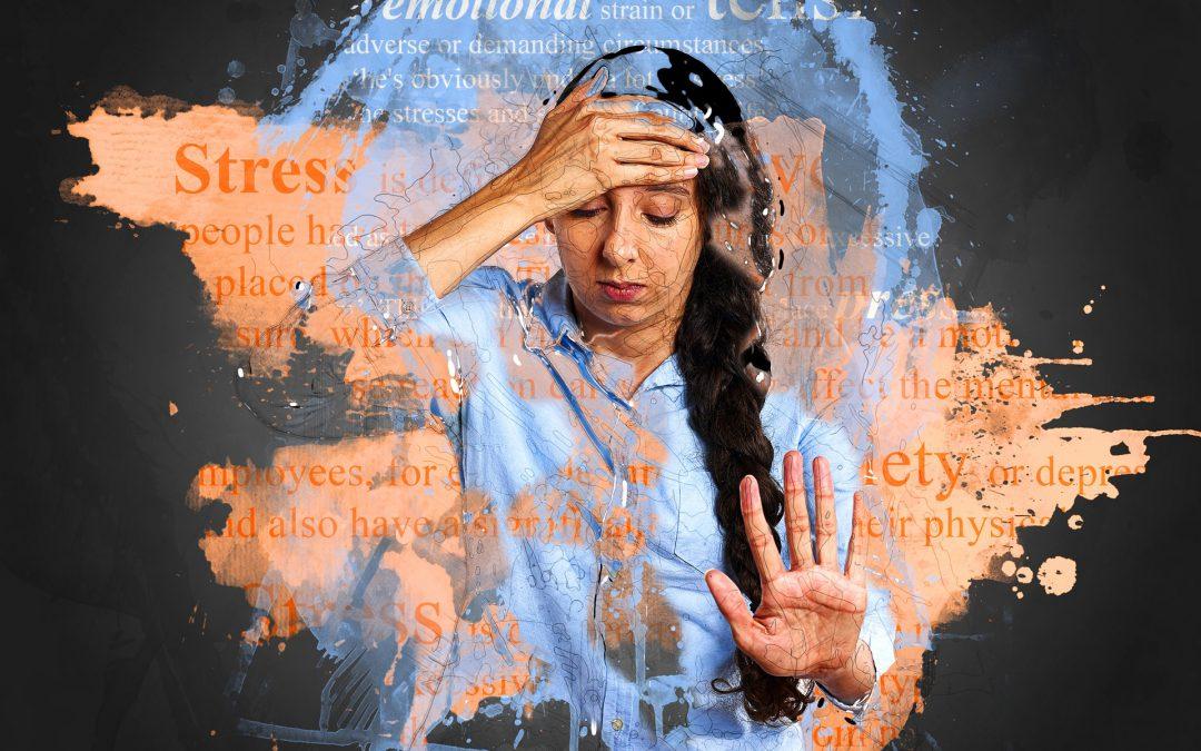 Invloed van stress op hormonen